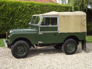 1954 Land Rover Series One 86 inch. Excellent example For Sale (picture 12 of 26)