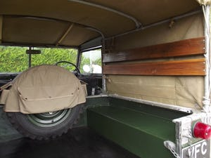 1954 Land Rover Series One 86 inch. Excellent example For Sale (picture 17 of 26)