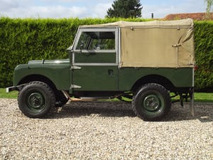 1954 Land Rover Series One 86 inch. Excellent example For Sale (picture 19 of 26)