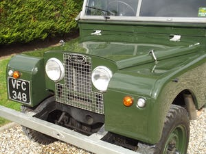 1954 Land Rover Series One 86 inch. Excellent example For Sale (picture 20 of 26)