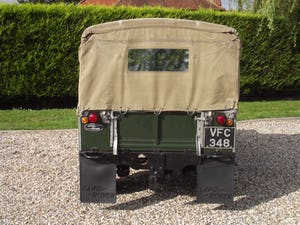 1954 Land Rover Series One 86 inch. Excellent example For Sale (picture 25 of 26)