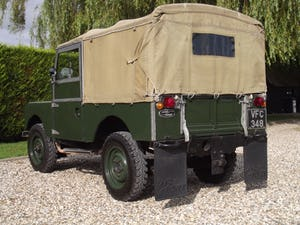 1954 Land Rover Series One 86 inch. Excellent example For Sale (picture 26 of 26)