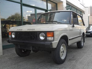1972 Range Rover Rare Suffix A LHD Model For Sale (picture 1 of 9)
