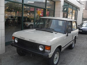 1972 Range Rover Rare Suffix A LHD Model For Sale (picture 2 of 9)