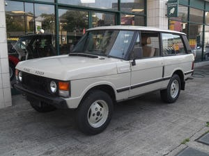 1972 Range Rover Rare Suffix A LHD Model For Sale (picture 3 of 9)