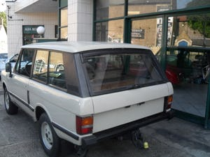 1972 Range Rover Rare Suffix A LHD Model For Sale (picture 5 of 9)