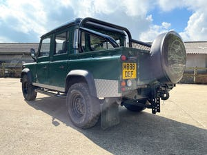 tough looking 2004/54 Defender 110 Double Cab+nice plate For Sale (picture 5 of 35)