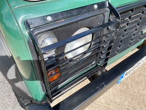 tough looking 2004/54 Defender 110 Double Cab+nice plate For Sale (picture 13 of 35)