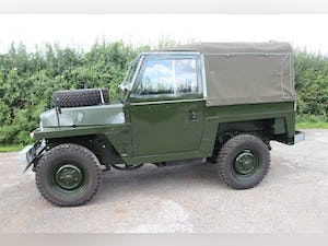 1969 Land Rover Lightweight Galvanised chassis & Bulkhead resto For Sale (picture 1 of 11)
