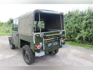 1969 Land Rover Lightweight Galvanised chassis & Bulkhead resto For Sale (picture 2 of 11)