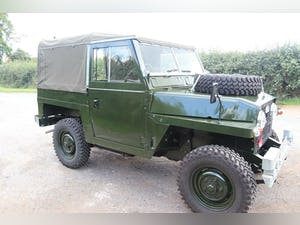 1969 Land Rover Lightweight Galvanised chassis & Bulkhead resto For Sale (picture 3 of 11)