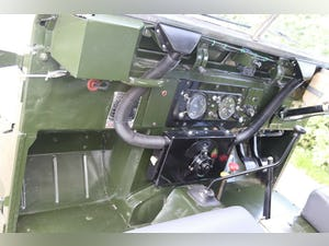 1969 Land Rover Lightweight Galvanised chassis & Bulkhead resto For Sale (picture 6 of 11)