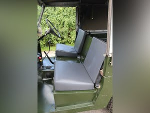 1969 Land Rover Lightweight Galvanised chassis & Bulkhead resto For Sale (picture 7 of 11)