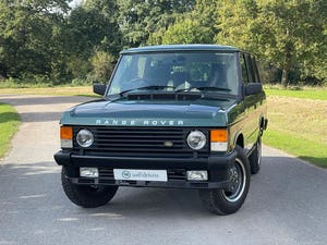 1991 Land Rover Range Rover Vogue 3.9 EFI V8 Auto For Sale (picture 1 of 12)