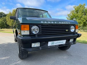 1991 Land Rover Range Rover Vogue 3.9 EFI V8 Auto For Sale (picture 2 of 12)