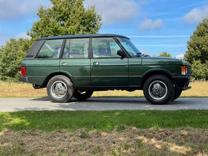 1991 Land Rover Range Rover Vogue 3.9 EFI V8 Auto For Sale (picture 5 of 12)