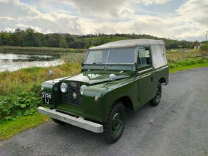 1959 Land Rover Series 2 '88 For Sale (picture 1 of 11)