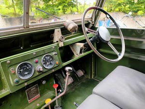 1959 Land Rover Series 2 '88 For Sale (picture 2 of 11)