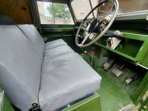 1959 Land Rover Series 2 '88 For Sale (picture 3 of 11)