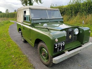 1959 Land Rover Series 2 '88 For Sale (picture 5 of 11)