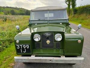 1959 Land Rover Series 2 '88 For Sale (picture 6 of 11)
