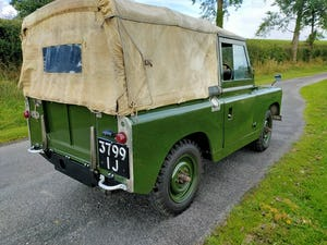 1959 Land Rover Series 2 '88 For Sale (picture 7 of 11)