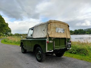 1959 Land Rover Series 2 '88 For Sale (picture 8 of 11)