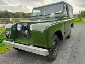 1959 Land Rover Series 2 '88 For Sale (picture 9 of 11)