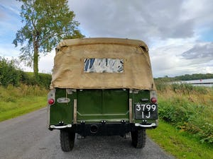 1959 Land Rover Series 2 '88 For Sale (picture 10 of 11)
