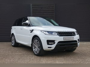 2015 Land Rover Range Rover 3.0 SDV6 HSE DYNAMIC (41,000 miles) For Sale (picture 1 of 12)