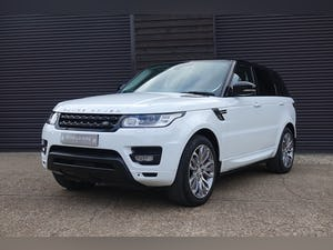 2015 Land Rover Range Rover 3.0 SDV6 HSE DYNAMIC (41,000 miles) For Sale (picture 2 of 12)
