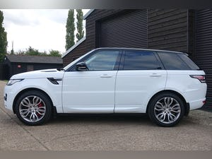 2015 Land Rover Range Rover 3.0 SDV6 HSE DYNAMIC (41,000 miles) For Sale (picture 4 of 12)