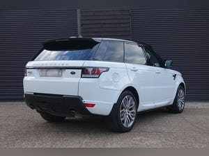 2015 Land Rover Range Rover 3.0 SDV6 HSE DYNAMIC (41,000 miles) For Sale (picture 6 of 12)