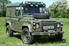 Picture of 1987 Land Rover Defender 90 Ex MOD 200 TDI SOLD