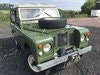 Picture of 1962 Land Rover series 2a rebuilt on galvanised chassis SOLD