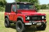 Picture of 1994 Land Rover Defender 90 300 TDI Soft Top SOLD
