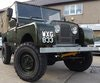 Picture of 1952 Land Rover Series 1 80 For Sale