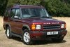 Picture of 2001 Land Rover Discovery 2.5 TD5 GS Manual SOLD
