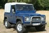 Picture of 2003 Land Rover Defender 90 TD5 Pick Up SOLD