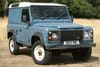 Picture of 1992 Land Rover Defender 90 200 TDI Hard Top SOLD