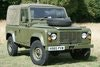 Picture of 1990 Land Rover Defender 90 2.5D Ex MOD Soft Top SOLD