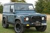 Picture of 1996 Land Rover Defender 90 300 TDI Automatic SOLD