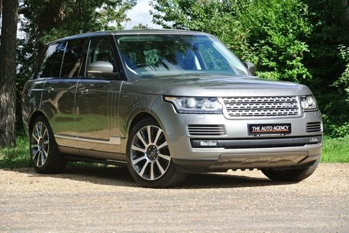 2017 LAND ROVER RANGE ROVER VOGUE TDV6 **LIKE NEW** For Sale (picture 1 of 6)