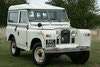 Picture of 1968 Land Rover Series 2a 88 SOLD