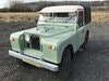 Picture of 1968 Land Rover Series 2a, Nut & bolt rebuild, Galvanised chassis SOLD