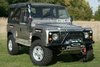 Picture of 1985 Land Rover Defender 90 3.5 V8 Soft Top - Galvanised Chassis SOLD