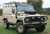 Picture of 1997 Land Rover Defender 110 300 TDI Overland SOLD