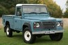 Picture of 1987 Land Rover Defender 110 High Capacity Pick Up SOLD