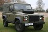 Picture of 1987 Land Rover Defender 90 2.5D Ex MOD Soft Top SOLD
