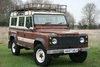 Picture of 1983 Land Rover Defender 110 2.5 Petrol County Station Waagon SOLD